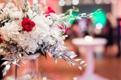 Beautiful Flowers at the Bridging the Gap Gala